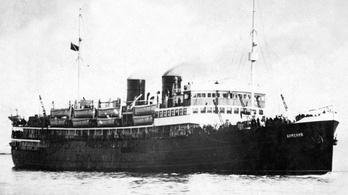 Megtalálták a nácik által elsüllyesztett szovjet kórházhajó roncsait