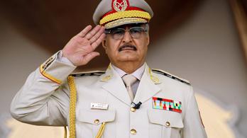Halifa Haftar bejelentette, hogy átveszi Líbia irányítását