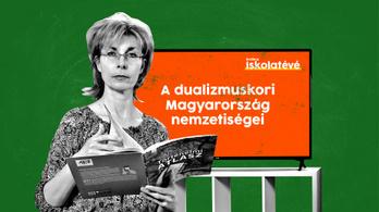 Ma 13 órakor történelemóra a dualizmuskori Magyarország nemzetiségeiről