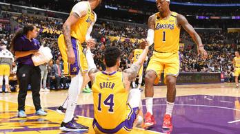 Felháborodást okozott a Los Angeles Lakers több millió dolláros állami kölcsöne