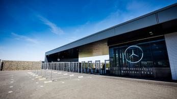 Újraindul a kecskeméti Mercedes gyár is