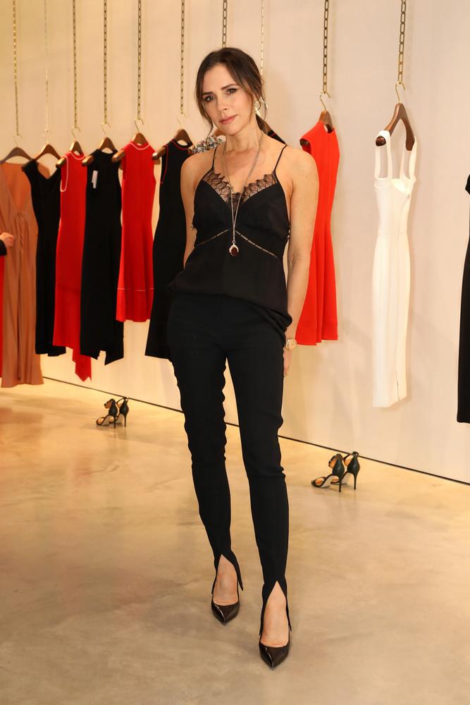 Victoria Beckham egyike az első énekesnőknek, akik kifaroltak a popszakmából és inkább divattervezőként próbáltak szerencsét
