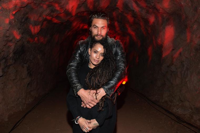Lisa Bonet és Jason MomoaSokak fájdalmára Jason Momoa és Emilia Clarke csak a Trónok harcában alkottak egy párt néhány évadon át