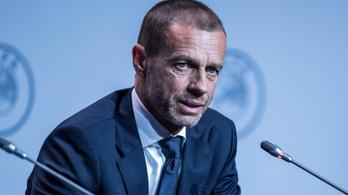 Május 25-ig kell dönteni az európai futballbajnokságok sorsáról