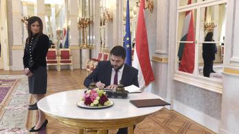 Trócsányi volt kabinetfőnöke lesz az Igazságügyi Minisztérium államtitkára