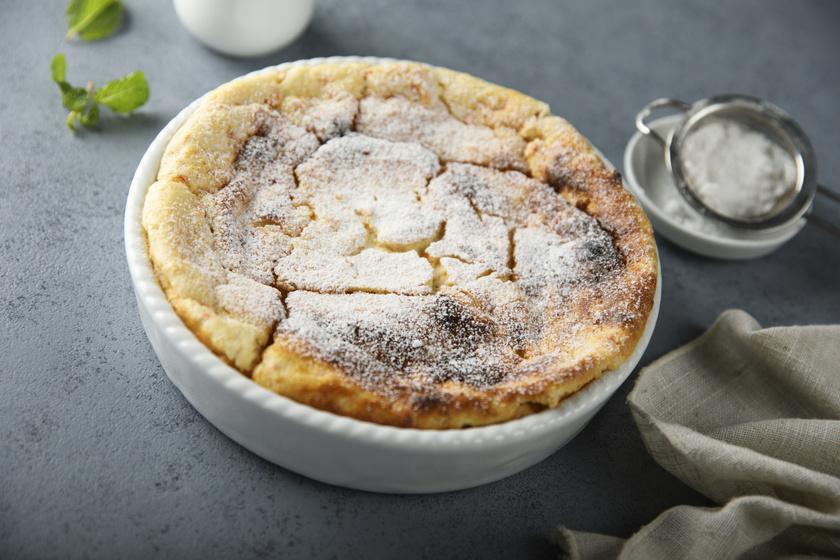 Édes darafelfújt a nagyi konyhájából: tejbegrízből könnyű, finom süti