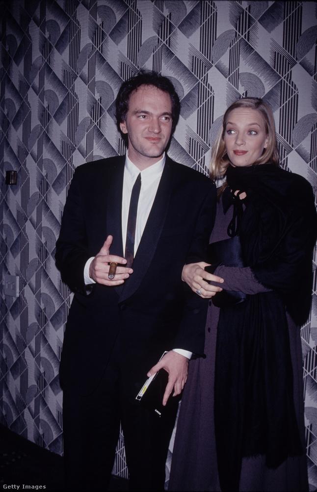 Thurman a Ponyvaregény minden promóanyagában központi helyen szerepelt, mintha a főszereplője lett volna a filmnek, és a rendező, Quentin Tarantino aztán rendezett is egy olyan filmet, amiben tényleg Thurman lehetett a főhős.
