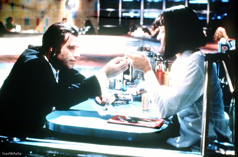 1994-ben jött az a film, ami igazi A-listás szupersztárt csinált Uma Thurmanból: ez volt ugye a Ponyvaregény, aminek kapcsán az ekkor 24 éves színésznő megkapta élete egyetlen Oscar-jelölését (mellékszereplőként).
