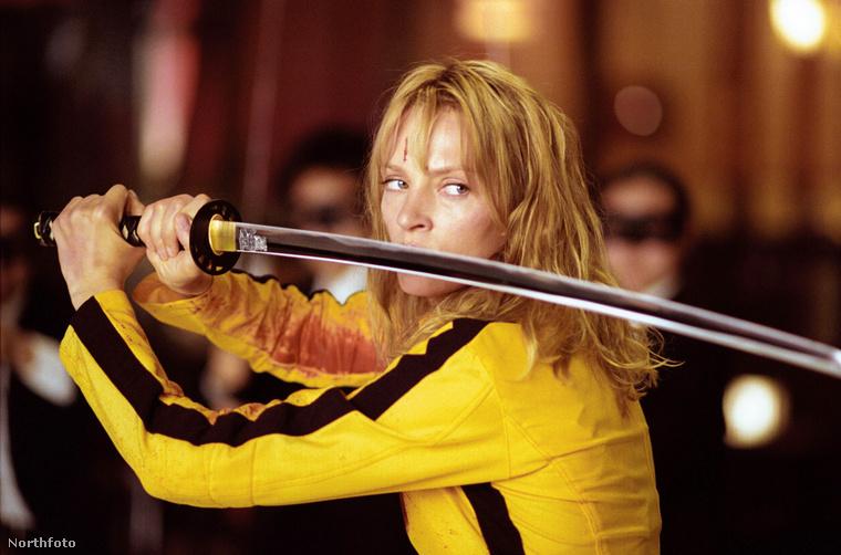 Ez lett a Kill Bill, ami olyan hosszúra sikerült, hogy két külön filmként mutatták be 2003-ban és 2004-ben.