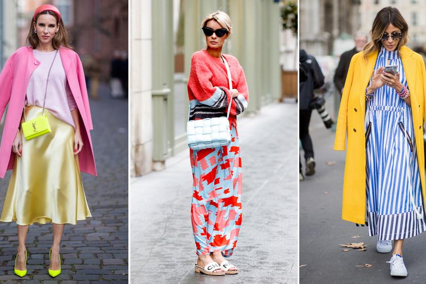 8 szokatlan színkombináció, ami nagyon divatos lesz idén nyáron - Nőiesek, csinosak és sikkesek