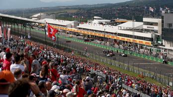 Dupla Magyar Nagydíj jöhet az átszabott F1-es idényben