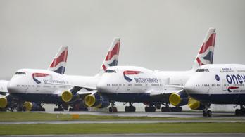 12 ezer dolgozóját készül kirúgni a British Airways
