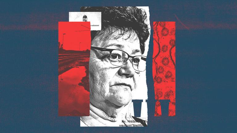 Az ambiciózus háziorvos az ország nagymamája lett