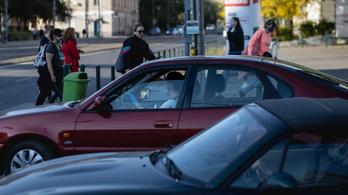 A lakóövezeteket védenék a sebességcsökkentéssel