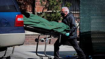 Már több amerikai áldozata van a járványnak, mint a vietnámi háborúnak