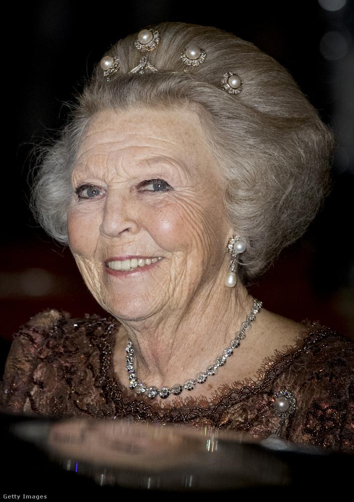 """""""Itt az ideje, hogy az országért viselt felelősséget az ifjabb nemzedék kezébe adjam át"""" - fogalmazott 2013-ban az akkor 33 éve uralkodó Beatrix királynő"""