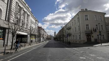 Hatalmas szabadtéri kávézóvá változtatnák Litvánia fővárosát