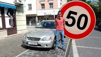 Kipróbáltuk a budapesti közlekedést 50-nel, 30-cal és 20-szal