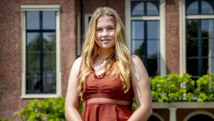 Ez a tinédzserlány lesz Hollandia következő királynője