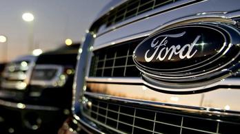 Hatalmas veszteségek várhatók a Fordnál