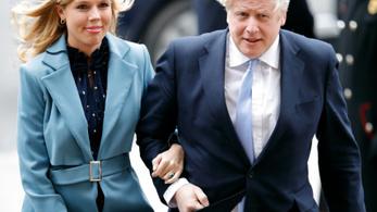 Megszületett Boris Johnson brit miniszterelnök fia
