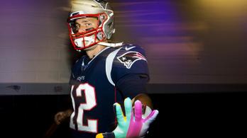 262 millió forintot fizetett valaki, hogy Tom Bradyvel vacsorázhasson