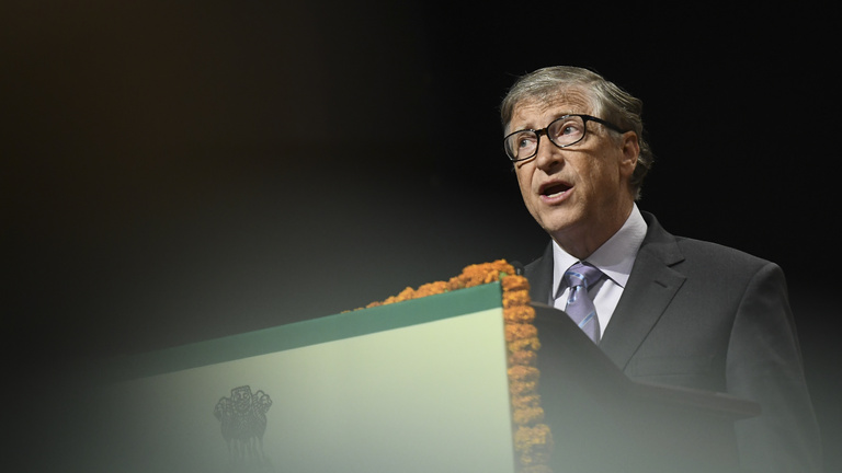 Bill Gates rémálmában élünk