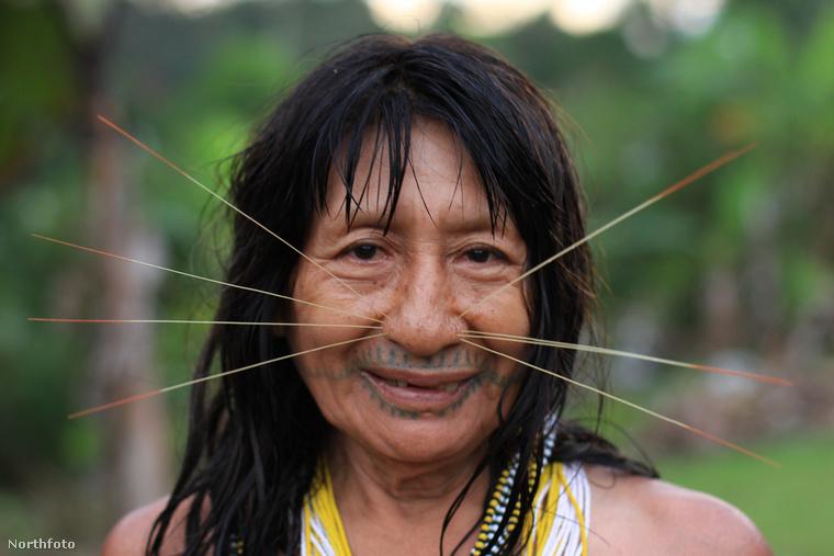 A matse törzs a civilizált világtól teljesen elvonultan él, nem vásárolnak sem ruhákat, sem élelmiszert, mindent maguknak állítanak elő
