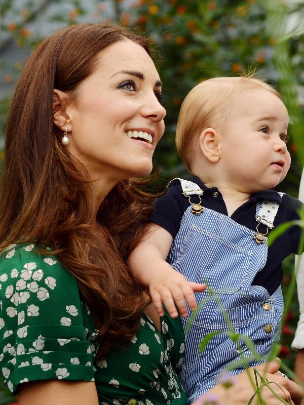 Mit állított kisfiáról 2020 tavaszán Katalin? Mi az új hobbija?