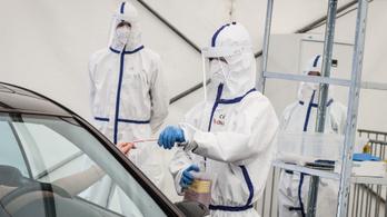 Újabb 12 ember halt meg, 2775 főre nőtt az igazolt fertőzöttek száma