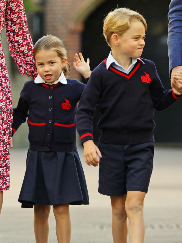 Mi György herceg beceneve az iskolában?