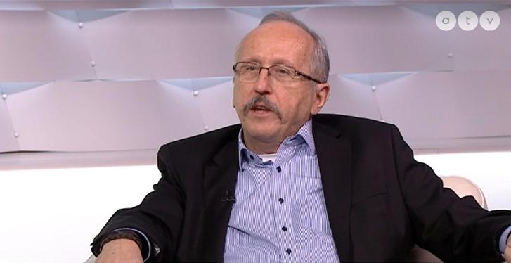 Niedermüller Péter A nap híre című műsorban 2020. január 23-án