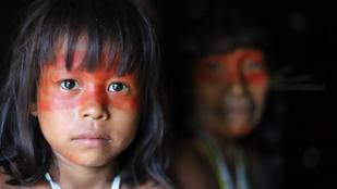 Egy orosz turista megörökített egy perui bennszülött törzset, akik megették a felmenőiket