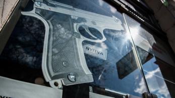 2023-tól betiltják a gumilövedékes önvédelmi fegyvereket Magyarországon