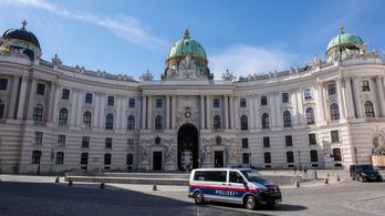 Bombafenyegetés miatt kiürítették Bécsben a Hofburgot