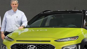 Lelép a Hyundai csoport vezető tervezője