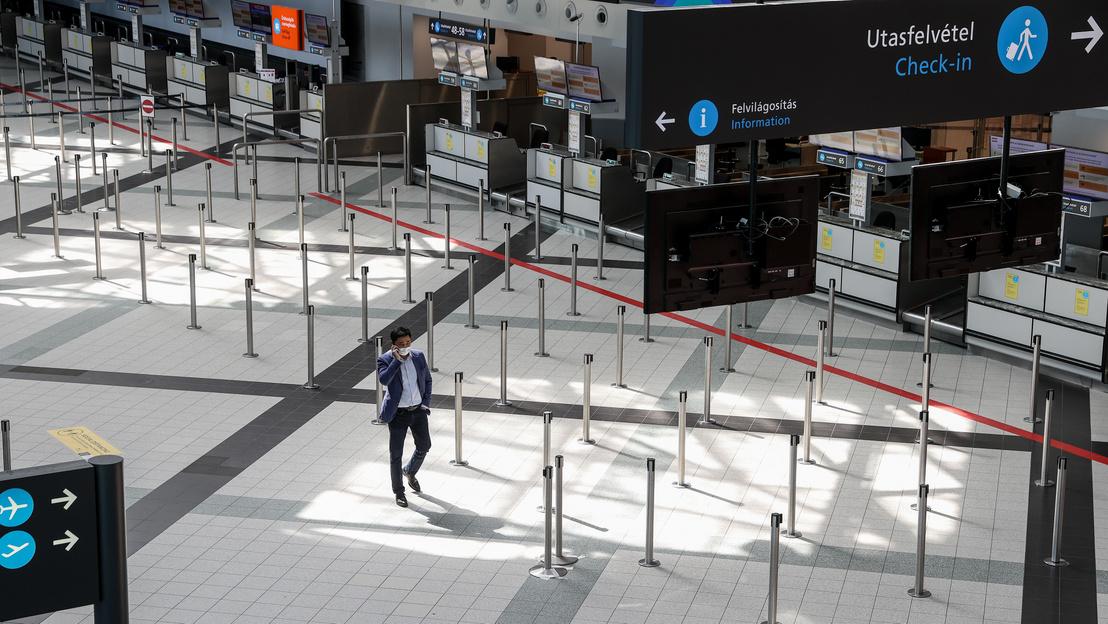 Index - Belföld - Hamarosan újraindul a Budapest Airport