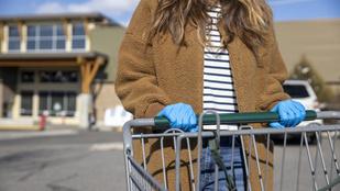 Mire kell figyelni a gumikesztyű viselésénél?