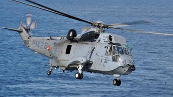 Eltűnt egy NATO-helikopter az olasz és a görög partok között