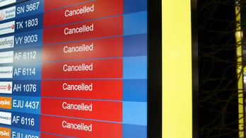 12 EU-tagállam kezdeményezi, hogy a légitársaságoknak ne kelljen teljes kártérítést fizetniük a törölt járataik után