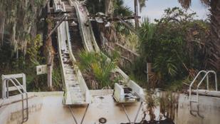 Ilyen egy elhagyott vizes kalandpark, ahol egykor hollywoodi klasszikusokat forgattak