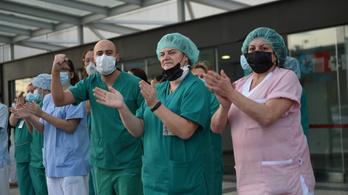 Már több mint egymillióan gyógyultak fel világszerte a koronavírus-fertőzésből