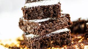 Lélegzetelállító csokis süti liszt nélkül – glutén- és cukormentes