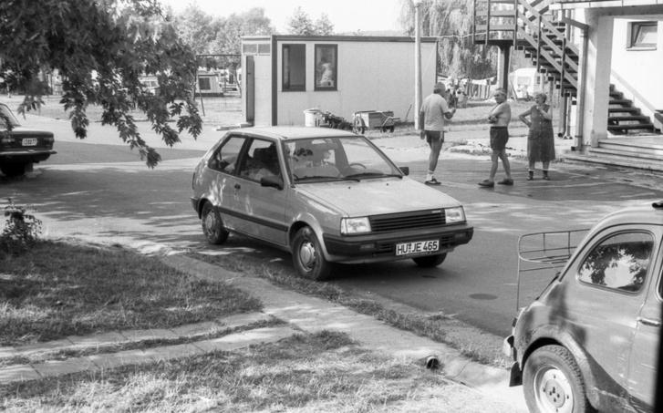 Egy 1988-as gunarasi fotón
