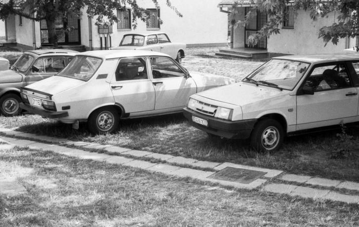 Még mindig Gunaras, 1988 nyara