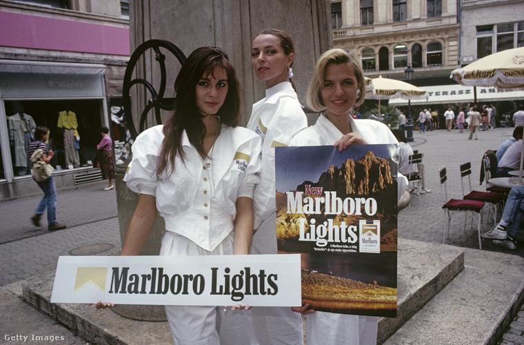 Megérkeztek a dohánycégek is