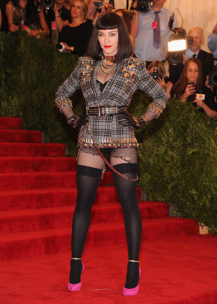 Madonnának 2013-ban sikerült meglehetősen..