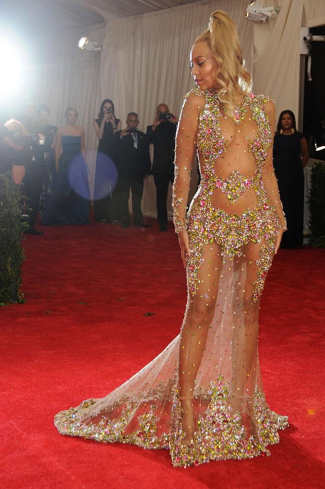 Beyoncé sem igazán tudta, hová tegye az est tematikáját