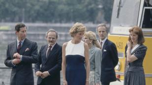 30 éve volt, hogy Diana hercegné először Budapesten járt