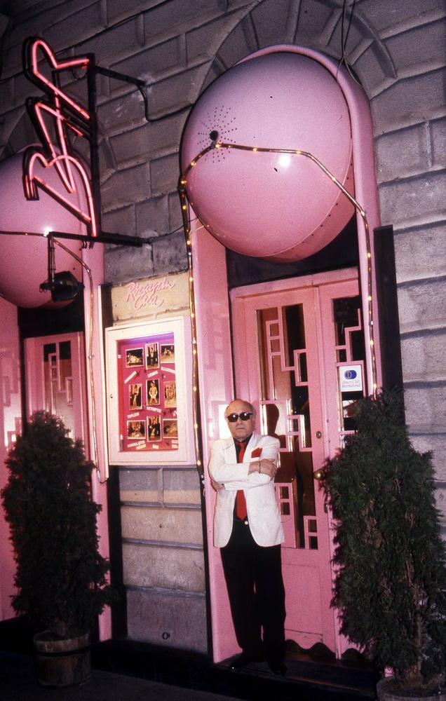 És a hirtelen jött szabadság a szexipar felívelését is magával hozta, a Rózsaszín Cicák bárja a Wesselényi utca 58-ban volt